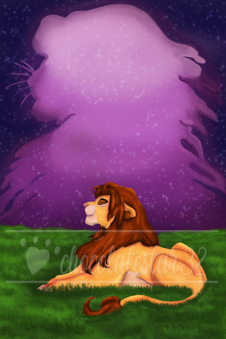 Remember - The Lion King (Collab with Tsaoshin) by chocolatestar32