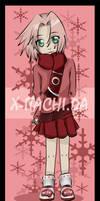 Winter - Sakura by x-itachi