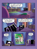 The Rough Patch Page 4 by RachelOrdwayArt