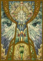 Portfolio Cover by blue-fusion