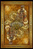Jack of Spades Card by blue-fusion