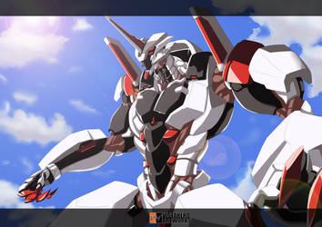TitanRex (original concept) by VistaHero01