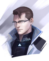 RK900 Glasses requisition + ABO!AU set +Process by silverginko