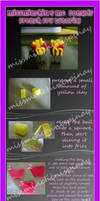 McDonald fries tutorial by MissMinchinIsPinay
