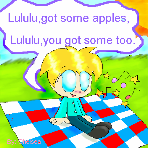 Butters Singing The Apple Song By Hyperhippy On Deviantart