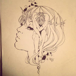 My Anxiety-Inked by Piav