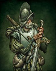 Conquistador by Nigio