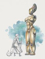 She-Bot by Nigio