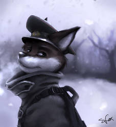 Vintertid by strange-fox