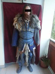 Chaos Marauder Larp Costume by Warsmith-Gryndal