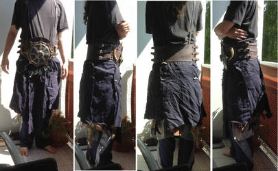 [WIP] Battle-skirt + Broadbelt by Warsmith-Gryndal