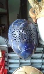 Light CHaos Marauder /Barbarian Helmet by Warsmith-Gryndal