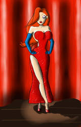 Jessica Rabbit by ArturSimon