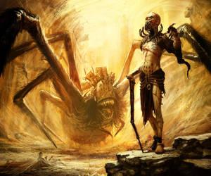 My Dominance war IV entry by MarcSimonetti