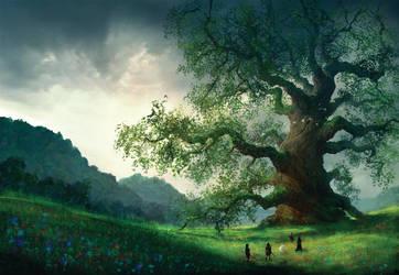 The Age of Myth, by Michael J Sullivan by MarcSimonetti