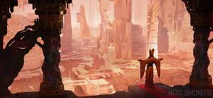 Dune Messiah by MarcSimonetti