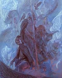 Norse  Mythology by MarcSimonetti