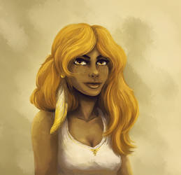 Golden by Tamaryna