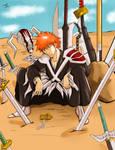Ichigo Battleground 2.0 by Devastator88