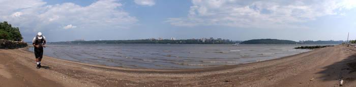 NJ beach by kc2olb