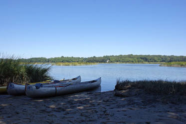 Nissequogue River by kc2olb