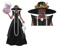 Witch yonce by Myanaconda