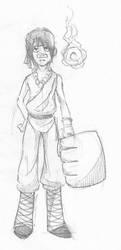 Smile Joker sketch by zayyad1453