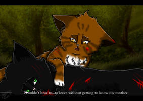 The Last Hope- Hollyleaf by liracal
