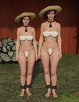 Farm Slaves by crabbyoldman