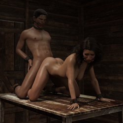 Slave Breeding 2 by crabbyoldman