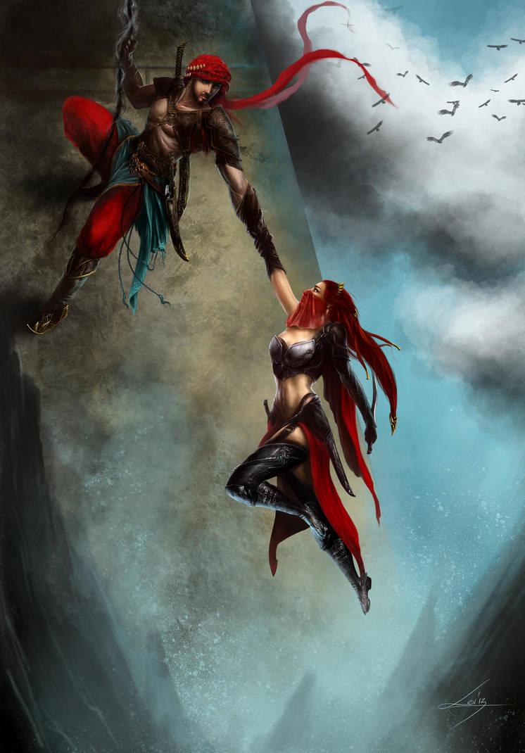 Shadowfall by Tanathiel
