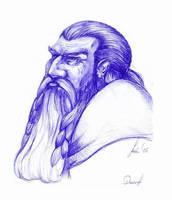 Dwarf by Tanathiel