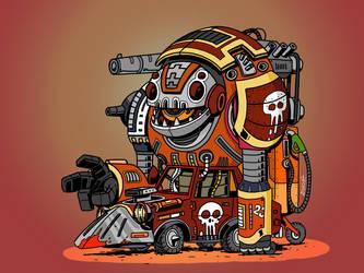 Carbot by daelirium