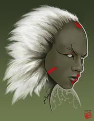 Mask by Bone-Fish14