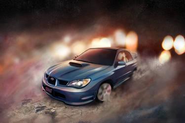 Subaru Canada Contest by Bone-Fish14