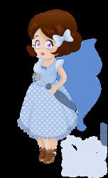Little Fairy - Miminette by Miss-Kourai