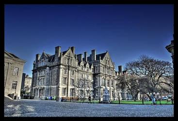 Trinity College by unbearablegrey