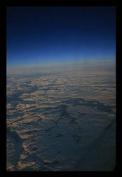 Serenity - A shot above Norway by unbearablegrey