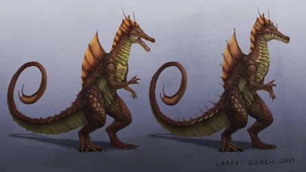 Titanosaurus Variations by NoBackstreetboys