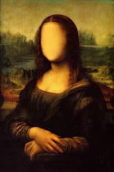 Mona Lisa Smile by faceless-monster