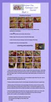 Polymer Clay Hydrangea Comb Tutorial Part 3 by EruwaedhielElleth