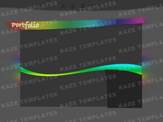 Rainbow Template by KazeAssassin