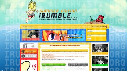 iRumble Template by KazeAssassin