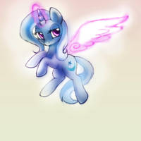 Trixie - I Wanna be the very best ~ by Lunaltaria