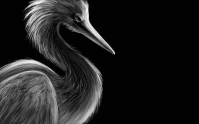Heron Light Test by Jackshroom