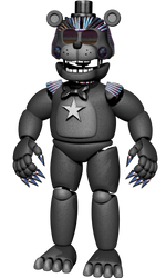 Mecha Freddy by Cashingaround
