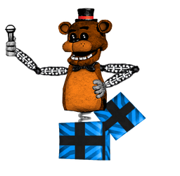 Fazbear Enterprizes by Cashingaround