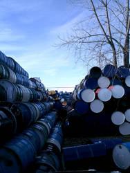 Barrels by DoNotFeedTheMax