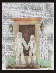 Letterdoor by DoNotFeedTheMax