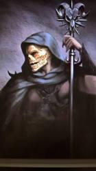 Skeletor by Keith-DF